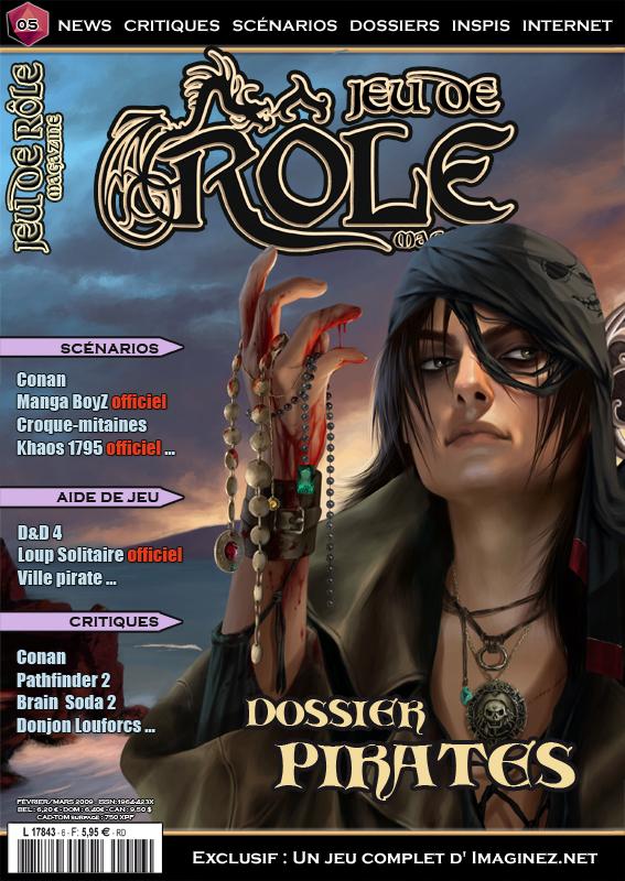 JDR mag n°5